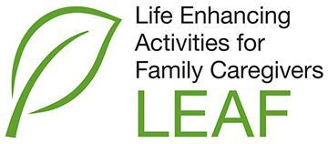 LEAF study logo